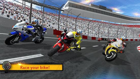 Bike Racing 2021 - Free Offline Racing Games 700112 screenshots 4