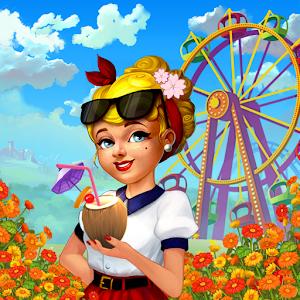 Matchland  Build your Theme Park