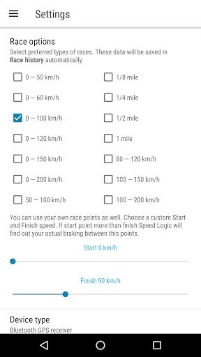 Speed Logic screen 2