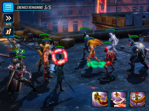 MARVEL Strike Force - Squad RPG 5.2.1 screenshots 18