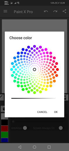 Paint X 2.4 Screenshots 4