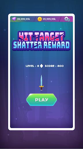 Hit Target: Shatter Reward 1.0.3 screenshots 1
