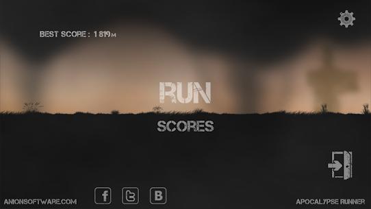 Apocalypse Runner Free MOD APK 1.0.3 (No ads, MOD MENU) 1
