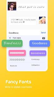 Facemoji Emoji Smart Keyboard-Themes & Emojis
