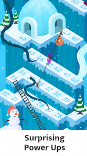 🐍 Snakes and Ladders - Free Board Games 🎲 Screenshot