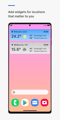 BOM Weather 4.1.0 Screenshots 8