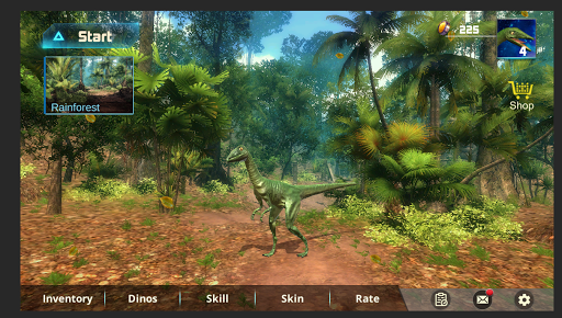 Compsognathus Simulator 1.0.5 screenshots 3