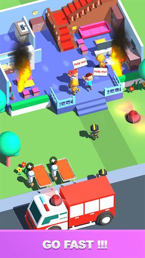 Idle Firefighter 1.0.4 screenshots 1