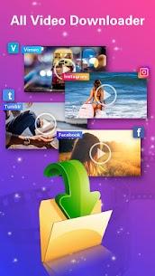 Video Downloader – Download Video for Free Apk Download 2021 3