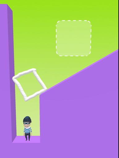 Draw & Hit: Kick the Robber! apkdebit screenshots 15