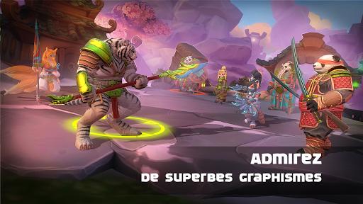 Télécharger Dragon Champions mod apk screenshots 3