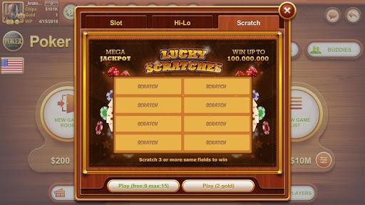 Poker Forte u2013 Texas Hold'em Poker Games  screenshots 4