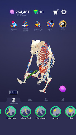 Idle Pet - Create cell by cell  screenshots 3