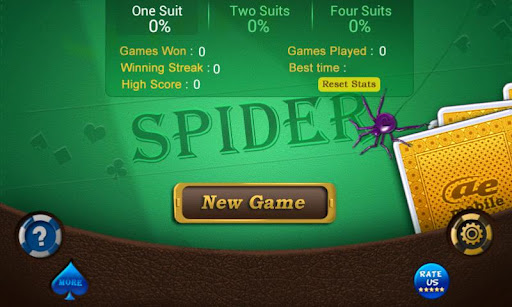 AE Spider Solitaire 3.1.1 screenshots 5