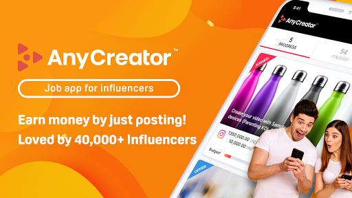 AnyCreator: Influencer Marketing Platform