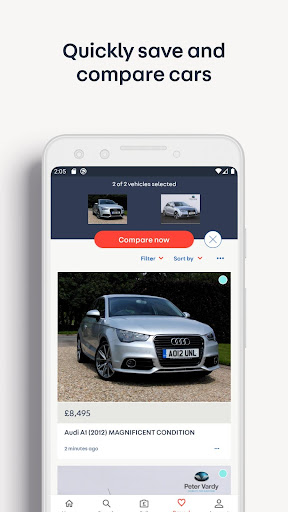 Auto Trader: Buy new & used cars. Search car deals 6.10 Screenshots 7