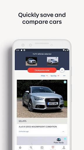 Auto Trader: Buy new & used cars. Search car deals apktram screenshots 7