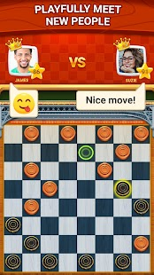 Checkers - Online & Offline Screenshot