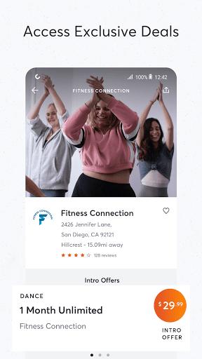 Mindbody: Home Workout & Fitness App apktram screenshots 3