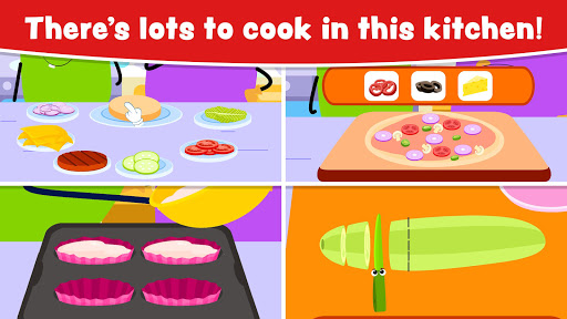 Cooking Games for Kids and Toddlers - Free 2.1 screenshots 2