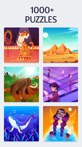 Creative Puzzles: Jigsaw Game 2.1 screenshots 8