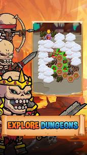 Five Heroes MOD APK: The King's War (Unlimited Money) 8