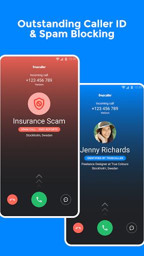 Truecaller: Phone Caller ID, Spam Blocking & Chat 11.46.9 screenshots 1