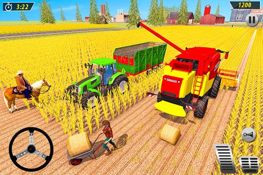 Ranch Farming Simulator 3D screenshots 2