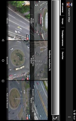 Webcams Belgrade and Serbia 8.6.3 screenshots 10