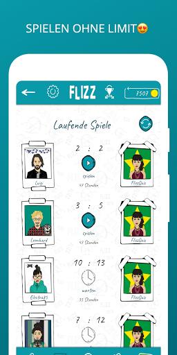 FLIZZ Quiz - Deine neue Mehrspieler Quiz App 3.500 screenshots 3