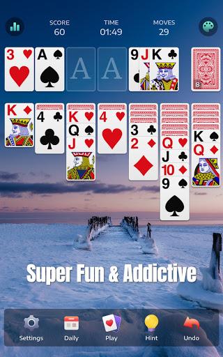 Solitaire - Classic Card Game, Klondike & Patience 1.0.0-21061246 screenshots 18
