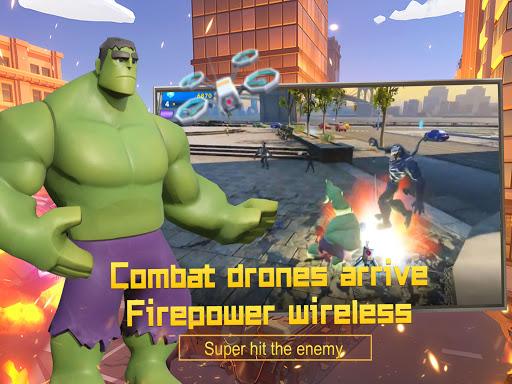Super City Herouff1aCrime City Battle 14 screenshots 10