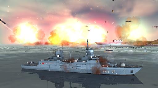 WARSHIP BATTLE:3D World War II  screenshots 7