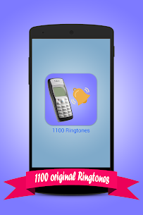 1100 original ringtones 11.0 MOD + APK + DATA Download 2