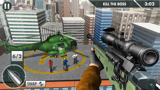 City Sniper Shooter Mission: Sniper Games Offline 1.3 screenshots 15
