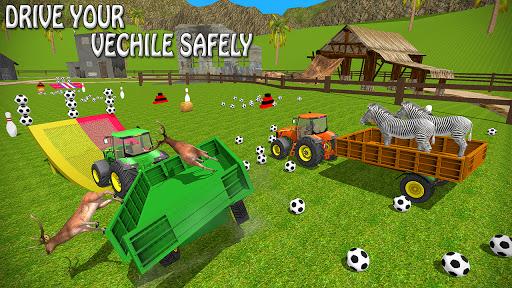 Code Triche Tracteur agricole: Superhero conduite (Astuce) APK MOD screenshots 6