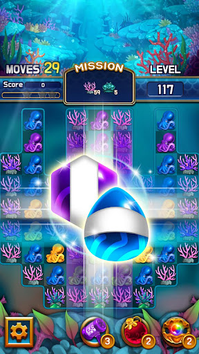 Jewel Abyss: Match3 puzzle 1.13.1 screenshots 2