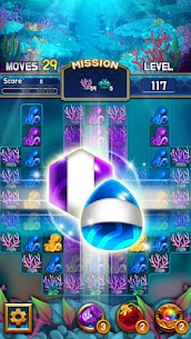 Jewel Abyss: Match3 puzzle 2