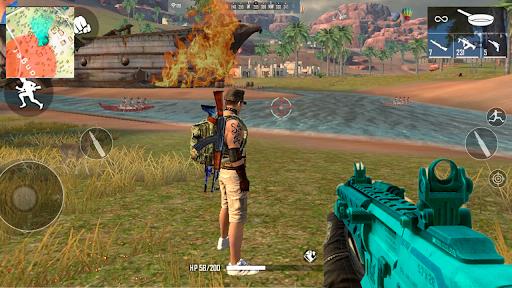 Squad Sniper Free Fire 3D Battlegrounds - Epic War 1.5 Screenshots 4