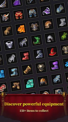 Atlantis minimal idle MMO screenshots 2