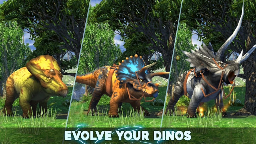 Dino Tamers - Jurassic Riding MMO  poster 5