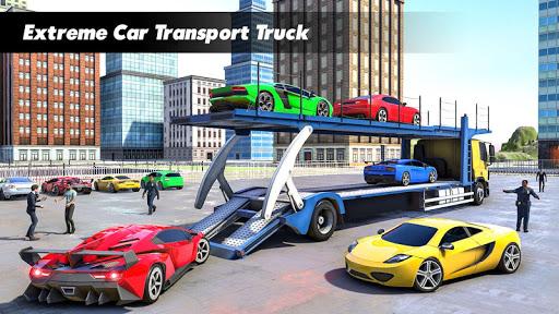 Car Transport Truck Games : Cruise Ship Simulator 1.0.9 Screenshots 1