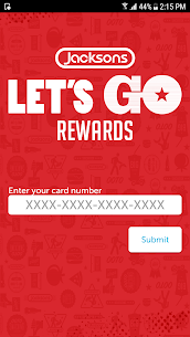 Jacksons Let's Go Rewards 20.04.01 Mod Android Updated 1