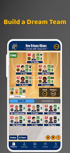 Ultimate Basketball General Manager - Sport Sim 1.2.1 screenshots 13