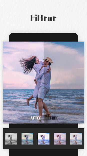 Screenshot 16 de Photo Collage Maker para android