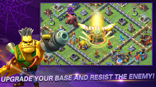 Heroes Brawl: Monster Clash - Defense Zombies  screenshots 8