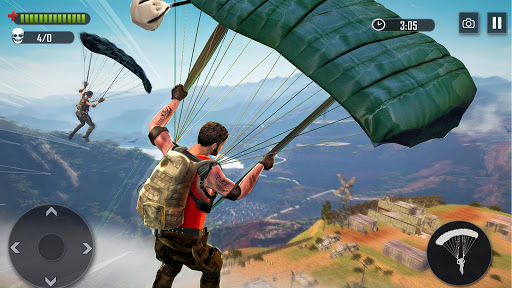 Battleground Fire Cover Strike: Free Shooting Game 2.1.4 screenshots 9