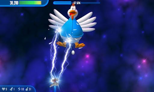 Chicken Invaders 3 HD (Tablet) ss1