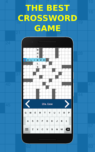 Crossword Puzzle Free modiapk screenshots 1