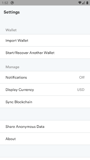 Slice Wallet 1.1.5 Screenshots 6
